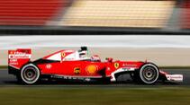 Ferrari SF16-H / Haas VF-16 - Barcelona - 2016