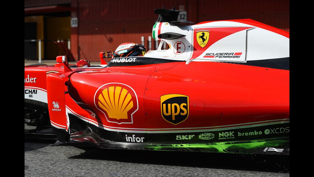 Ferrari SF16-T - Technik - F1 2016
