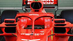 Ferrari - SF71-H - GP Abu Dhabi 2018