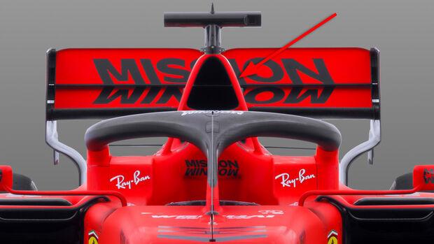 Ferrari SF90 - F1-Auto - 2019