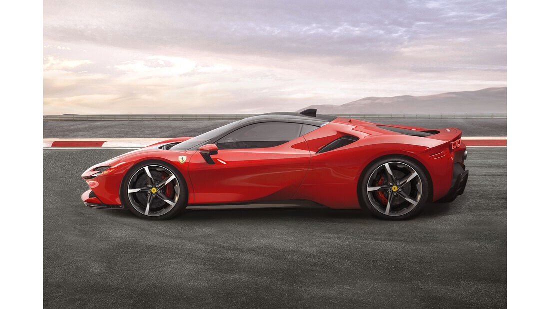 Ferrari SF90 Stradale, Autonis 2019, ams1319