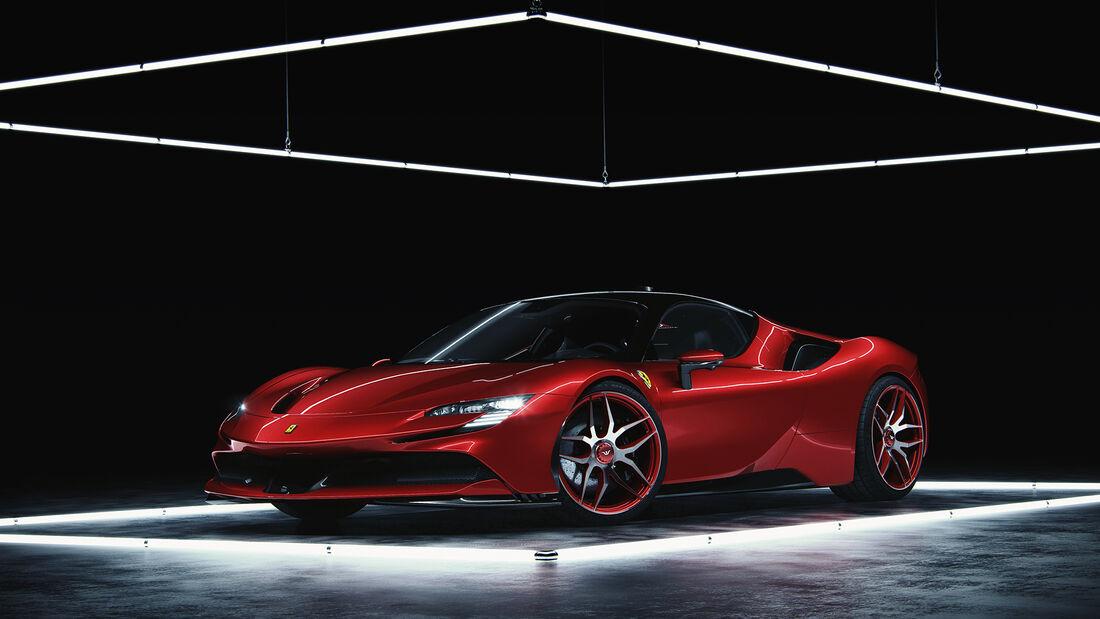 Ferrari SF90 Stradale wheelsandmore