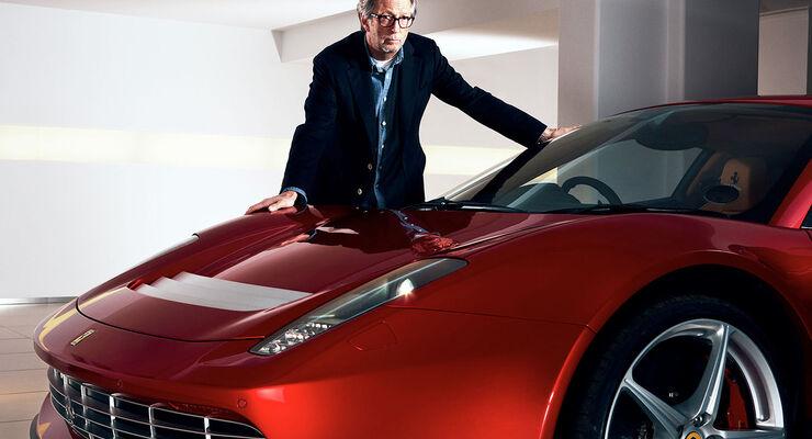 Ferrari SP 12EC Eric Clapton