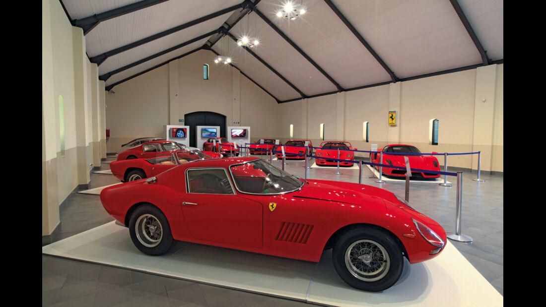 Ferrari, Sammlung Franschhoek Motor Museum