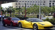 Ferrari - Scheichautos - Formel 1 - GP Abu Dhabi - 03. November 2013