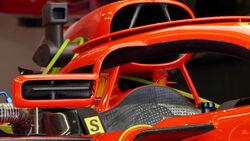 Ferrari-Spiegel - GP Monaco 2018
