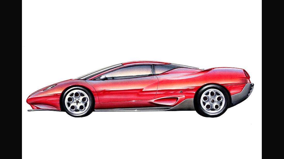 Ferrari Superdiabolo Zagato