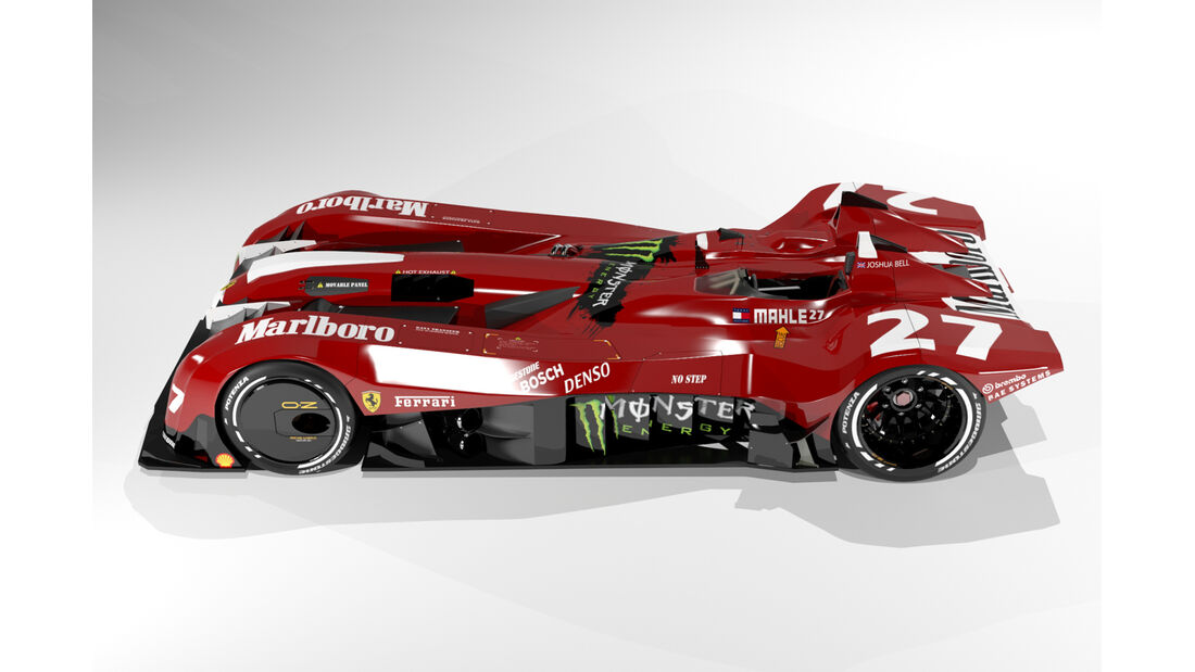 Ferrari T01 Concept - Turbinenauto - Oriol Folch Garcia - 2013