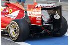 Ferrari - Technik - Bahrain Test 2 - 2014
