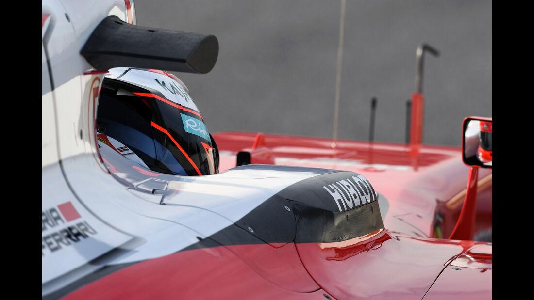 Ferrari - Technik - Barcelona Tests - 2016