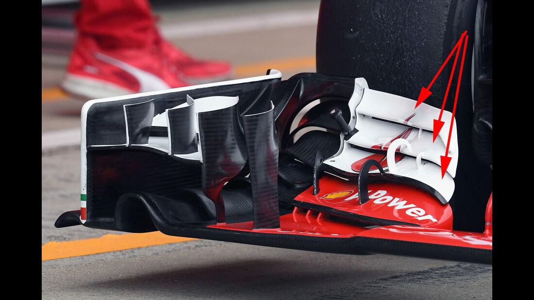 Ferrari - Technik - F1 2016