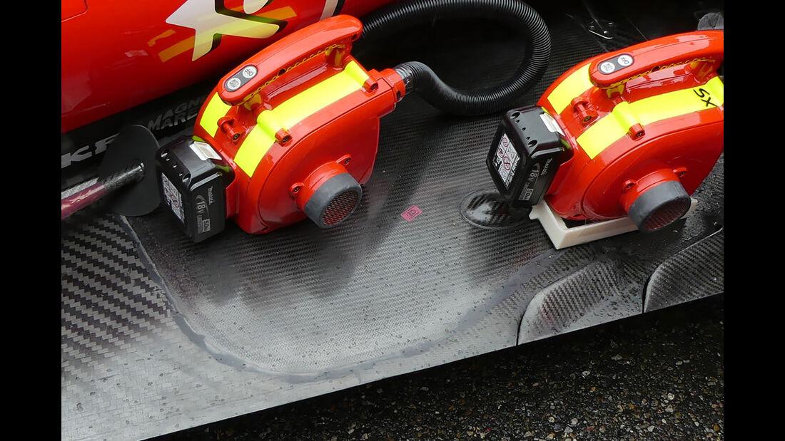 Ferrari - Technik - Formel 1 - 2017