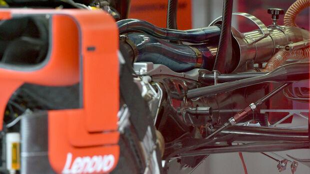 Ferrari-Technik - Formel 1 - 2019