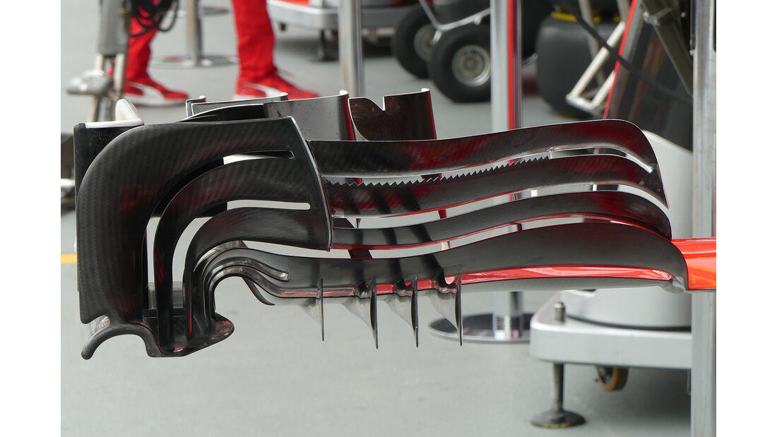 Ferrari - Technik - Formel 1 - GP Singapur 2016