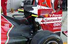 Ferrari - Technik - GP Russland 2014