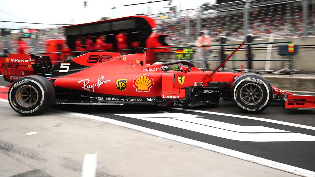 Ferrari - Technik - Juli/August 2019