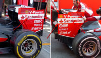 Ferrari - Technik-Update - GP Australien 2015