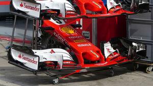 Ferrari - Technik-Updates - GP Österreich 2017