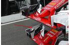 Ferrari - Technik-Updates - Ungarn / Deutschland - 2016