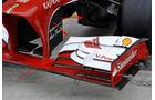 Ferrari - Technik - Y250 - Frontflügel - 2013