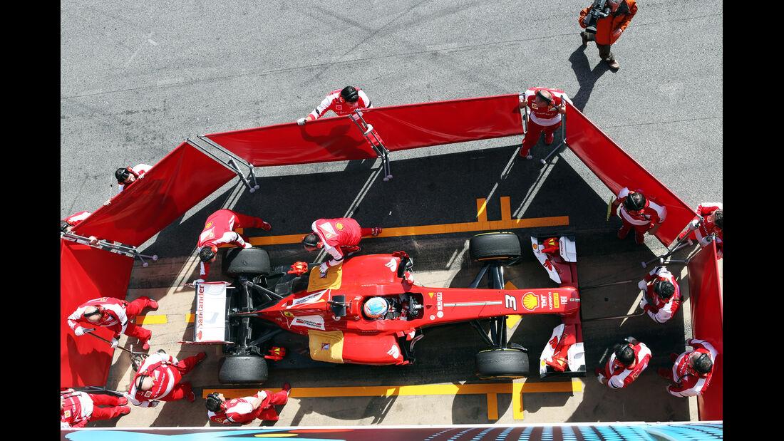 Ferrari Test 2013
