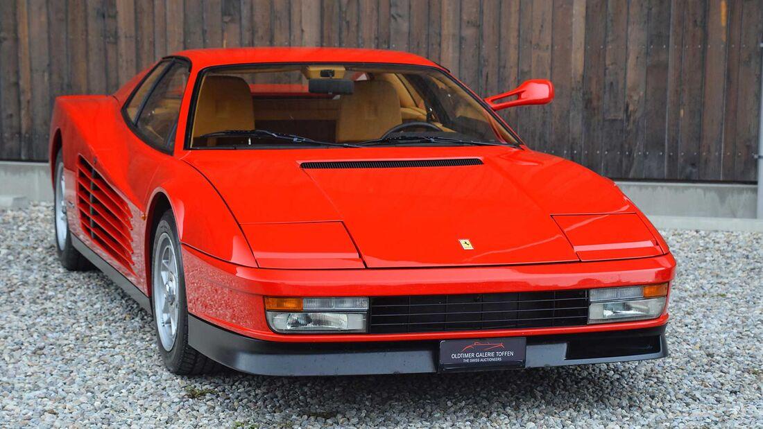 Ferrari Testarossa Monospeccio (1985)