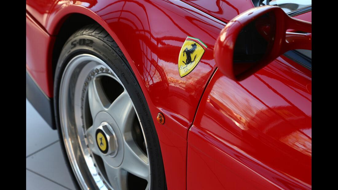 Ferrari Testarossa, Rad, Felge