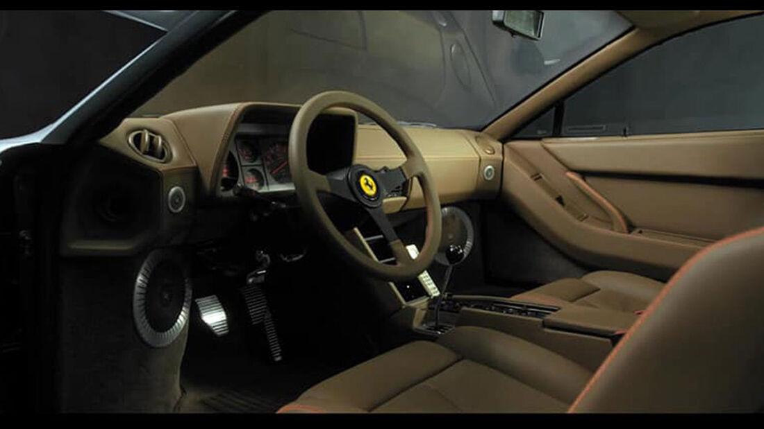 Ferrari Testarossa Restomod Officine Fioravanti (2021)