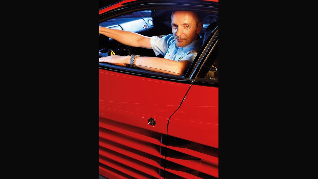 Ferrari Testarossa, Thomas Kunz