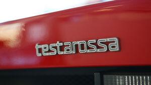 Ferrari Testarossa, Typenbezeichnung