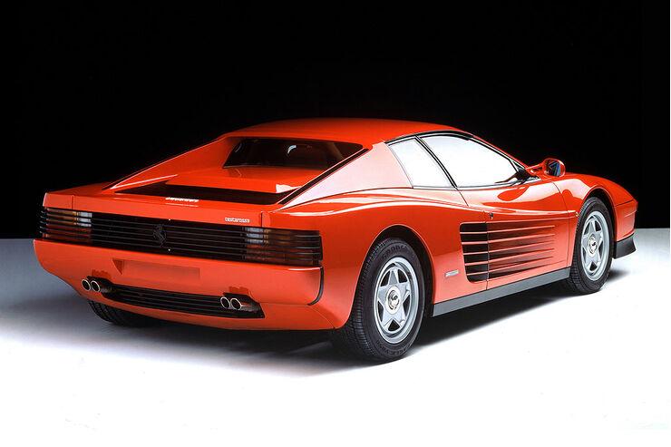 Ferrari Testarossa Alle Generationen Neue Modelle Tests Fahrberichte Auto Motor Und Sport