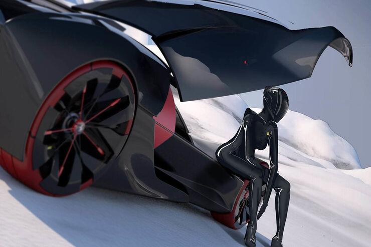 Ferrari Top Design School Challenge 2015