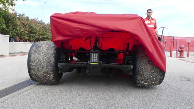 Ferrari - USA 2019 - Motor