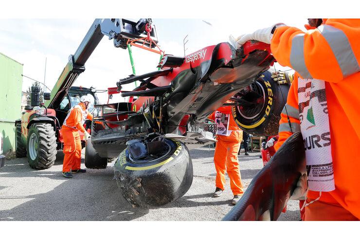 Spionage-Alarm-in-Imola-Ferrari-und-Red-Bull-schutzlos-ausgeliefert