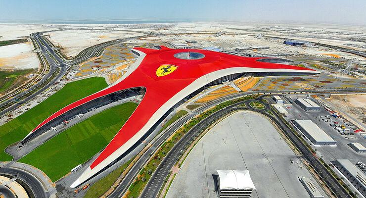 Ferrari World Abu Dhabi