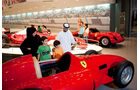 Ferrari World, Galleria Ferrari