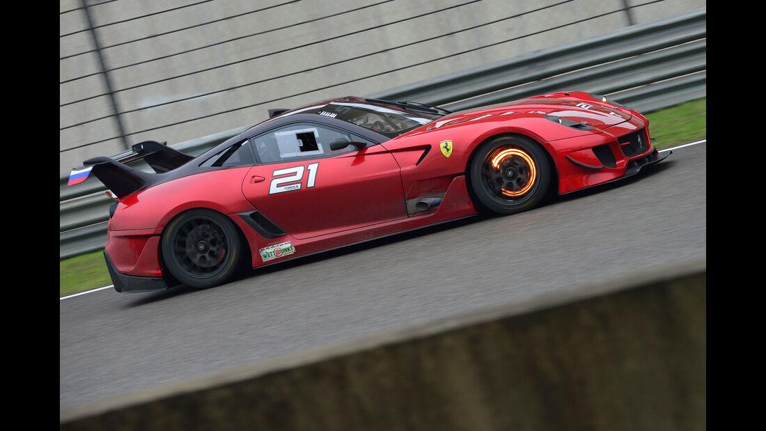 Ferrari XX Programm - Ferrari 599XX