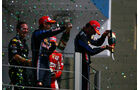 Ferrari vs. Red Bull GP Brasilien 2010
