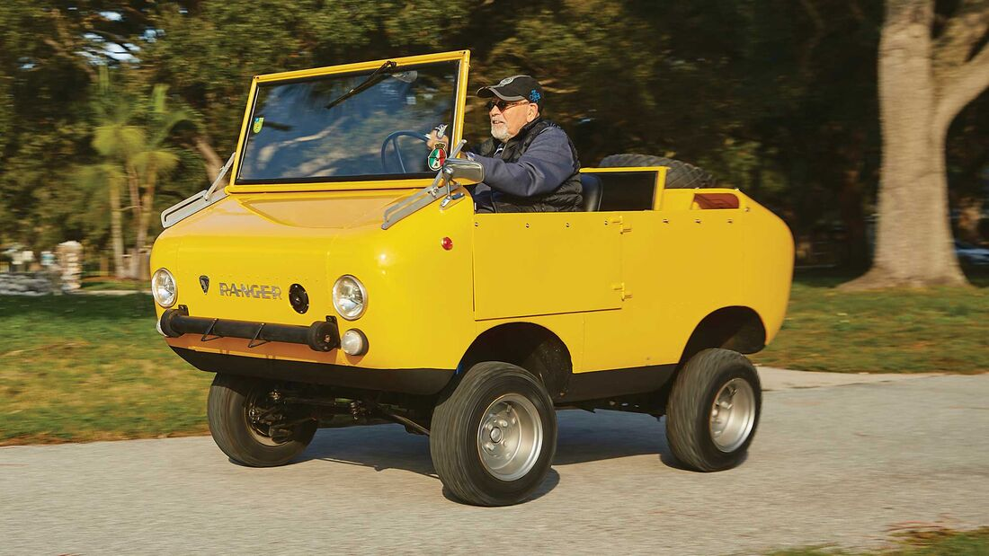Ferves Ranger (1968)