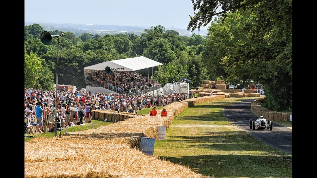 Festival of Speed, Auto Union, Nick Mason