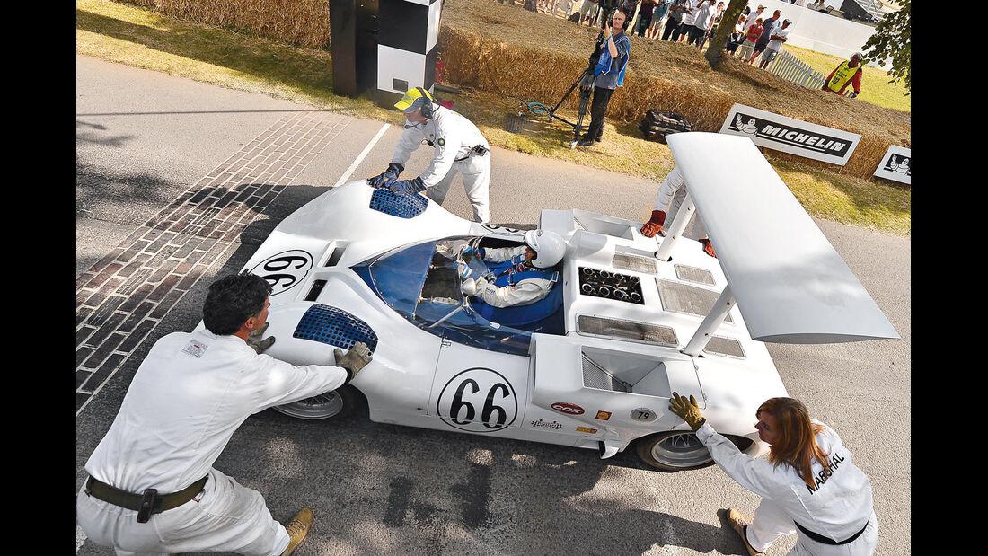 Festival of Speed, Chaparral 2E-Chevrolet
