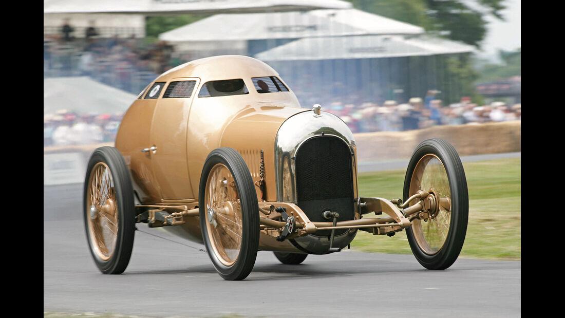 Festival of Speed, Golden Submarine, Miller