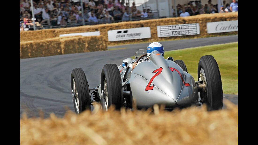 Festival of Speed, Mercedes-Benz W 154