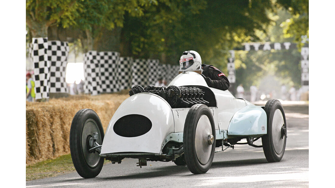 Festival of Speed, Thomas Special