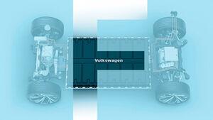 Feststoffbatterie VW Feststoff Akku