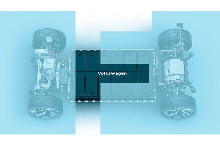 QuantumSpace Feststoffbatterie Doppelte Reichweite für E-VW ab 2025?