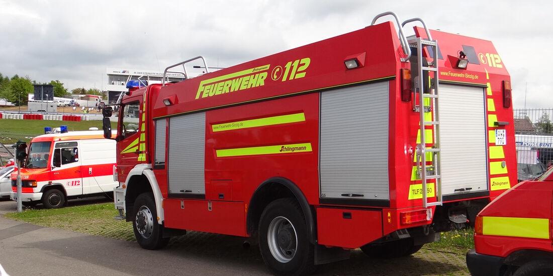Feuerwehr 24h Rennen Nürburgring 2012