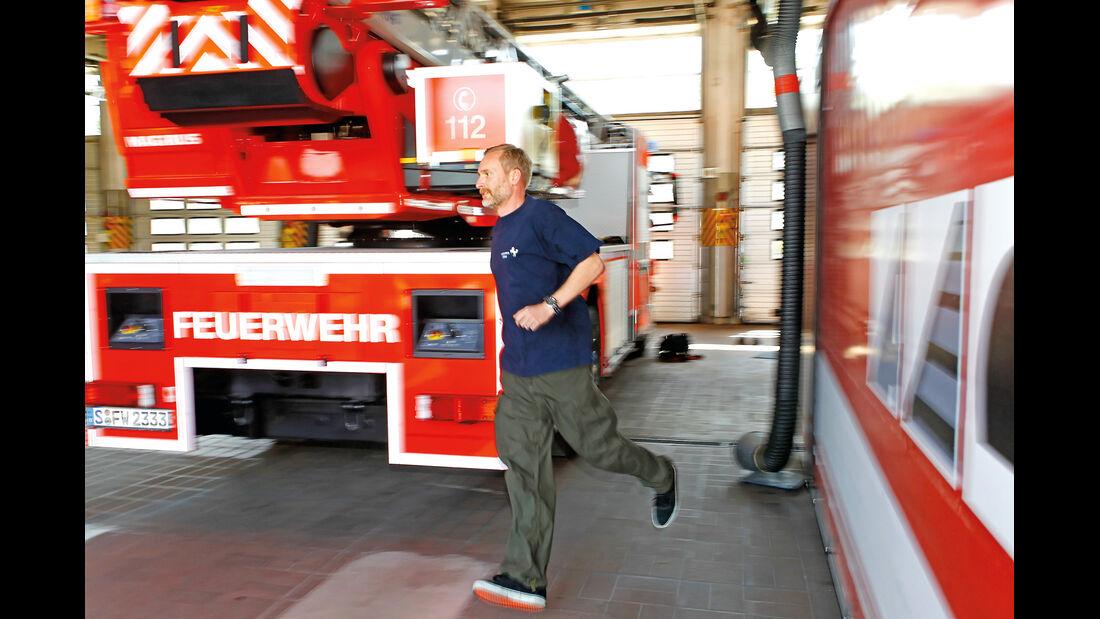 Feuerwehr, Heck