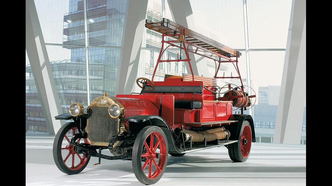 Feuerwehrauto Daimler-Museum