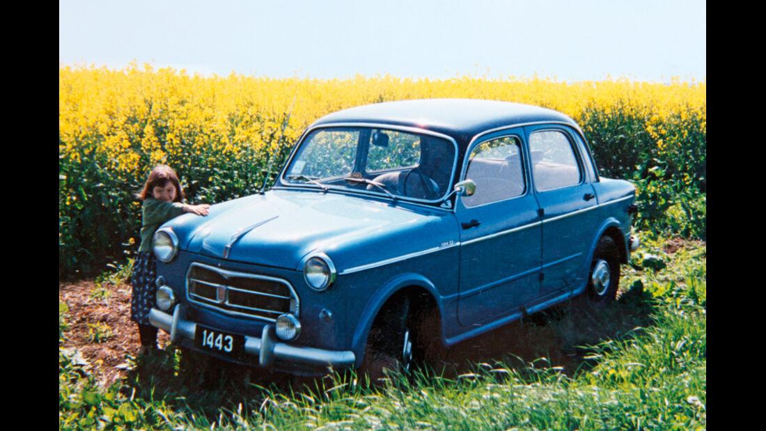 Fiat 1100-103 TV, Baujahr 1954